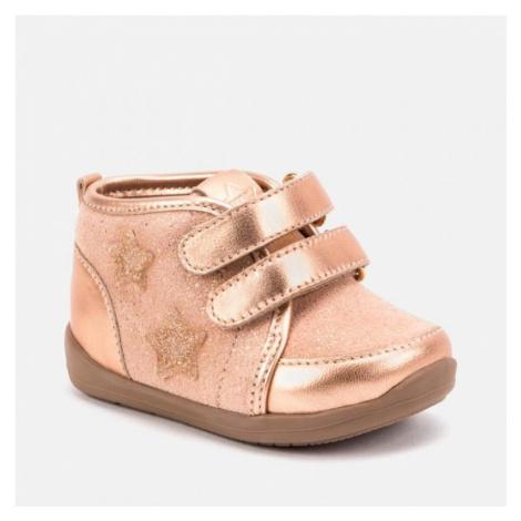 Dívčí kotníková obuv MAYORAL 42006 | růžová