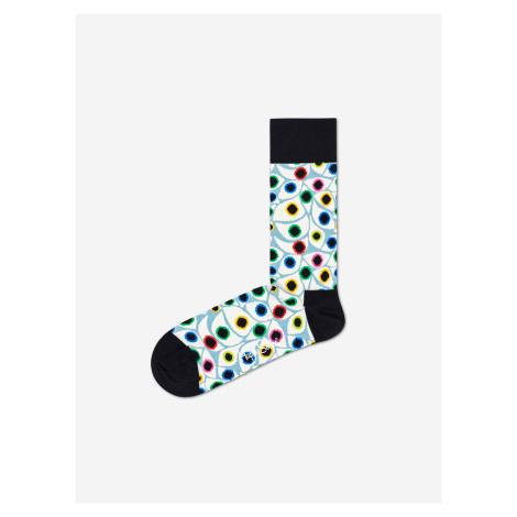 Organic Eyes Ponožky Happy Socks Barevná