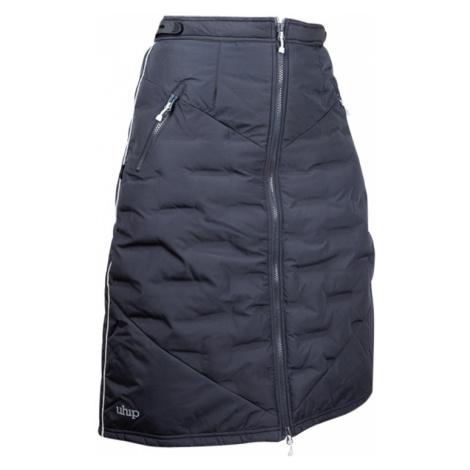 Zateplená sukně k bundě Ice UHIP, dámská, graphite