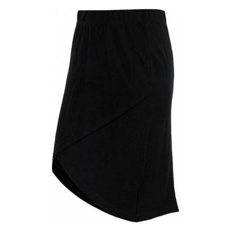Dámská sukně SENSOR Merino Extreme černá