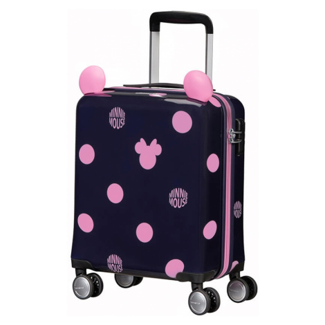 SAMSONITE Kufr Color Funtime Disney 45/20 Cabin Minnie Pink Dots, 40 x 20 x 55 (134557/9022)