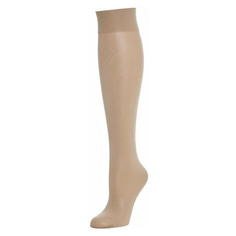 Wolford Podkolenky 'Satin Touch 20 Knee-Highs' tělová
