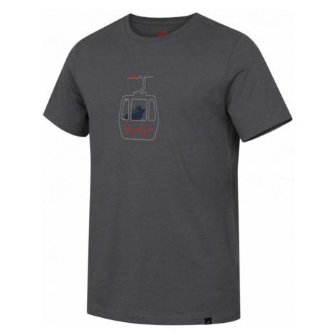 Pánské tričko Hannah Monster steel gray mel