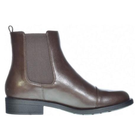 Avenue UDDEVALLA hnědá - Dámská vycházková obuv