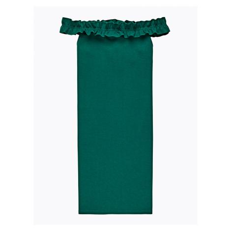 GATE Pozdrové šaty s odhalenými rameny