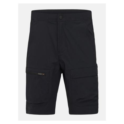 Šortky Peak Performance M Extended Shorts - Černá