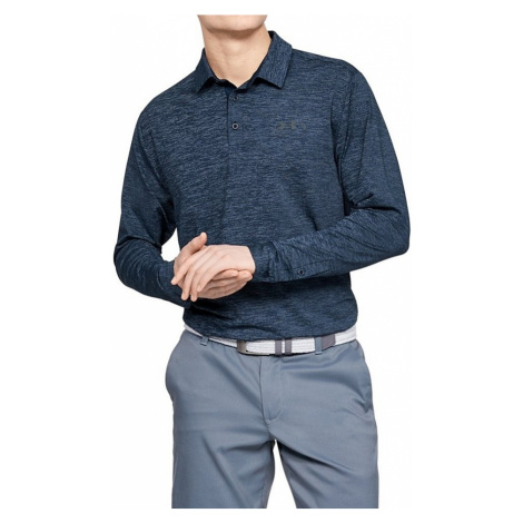 Pánské triko s límečkem Under Armour Long Sleeve Playoff 2.0 Polo