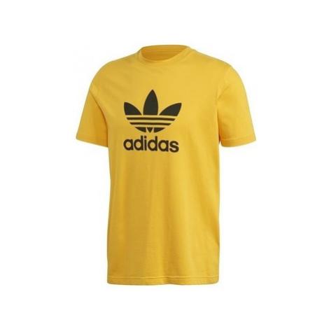 Adidas Trefoil Žlutá