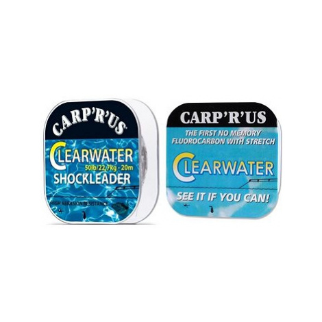 Carp´R´Us Fluorocarbon Clearwater 20m