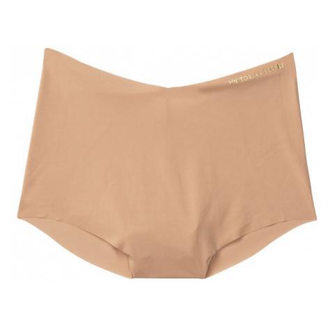 Victorias Secret tělové bezešvé kalhotky s vysokým pasem Midi Brief Panty