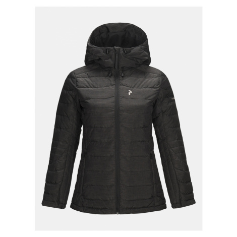 Bunda Peak Performance W Blackburn Jacket - Černá