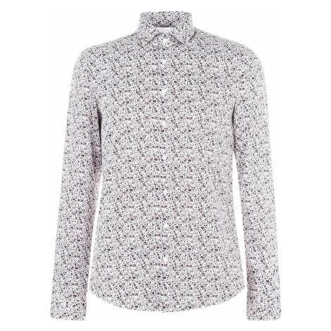 Calvin Klein Floral Print Shirt
