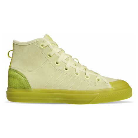 Adidas Nizza Hi RF w zelené FW4542