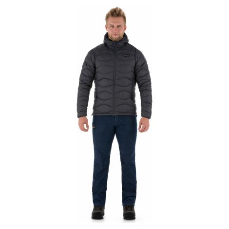 Pánská zimní prošívaná bunda KILPI REBEKI-M černá