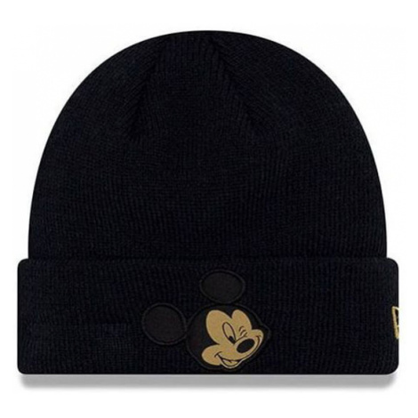Dětský kulich New Era Youth Character Cuff Mickey Mouse Navy Gold