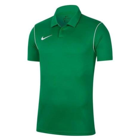 Tričko Nike Polo Park Dry 20 Zelená