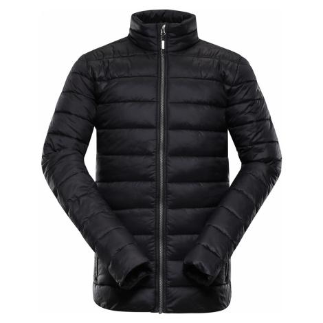 ALPINE PRO TATAR 2 Pánská zimní bunda MJCP365990 černá
