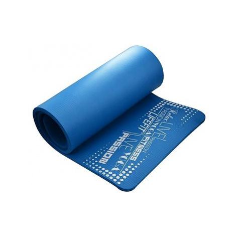 Lifefit Yoga Mat Exkluziv plus modrá
