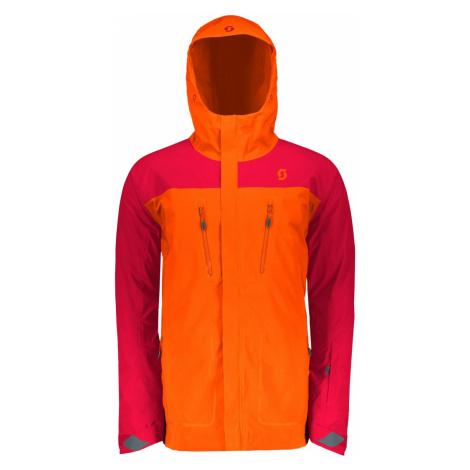 pánská bunda SCOTT Jacket Ultimate GTX mo re/roy re