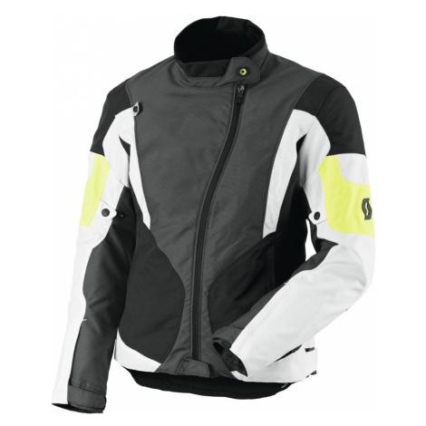 Dámská Moto Bunda Scott Technit Dp Černo-Modrá