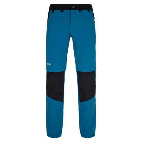 KILPI Pánské outdoorové kalhoty HOSIO-M MM0024KIDBL Tmavě modrá