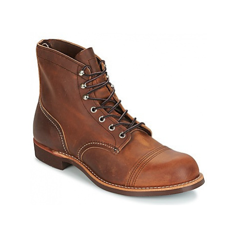Red Wing IRON RANGER Hnědá