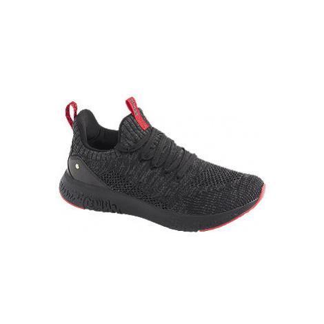 Černé melírované ponožkové tenisky Bench