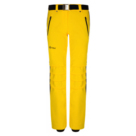 KILPI Dámské lyžařské kalhoty HANZO-W LL0039KIYEL Žlutá