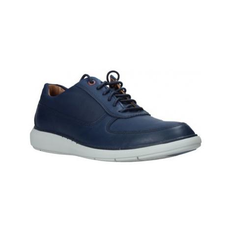 Clarks 26136812 Modrá