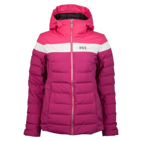 Helly Hansen IMPERIAL PUFFY JACKET W růžová - Dámská lyžařská bunda