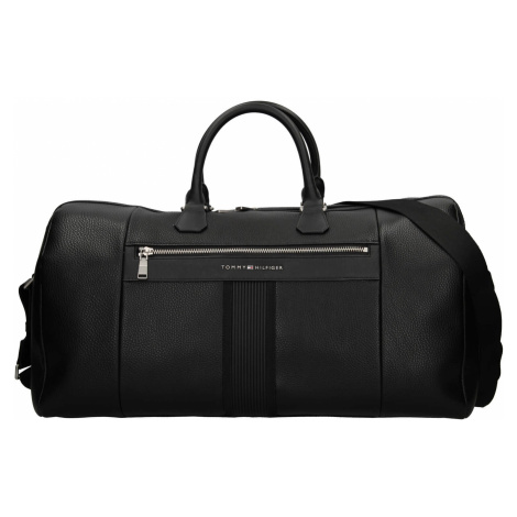 Pánská cestovní taška Tommy Hilfiger Kenet - černá