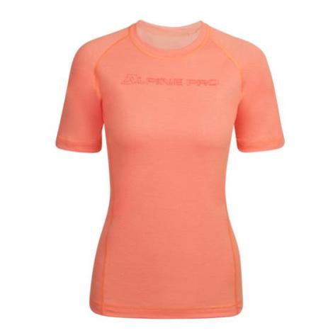 ALPINE PRO Merina 3 Dámské triko z merino vlny LTST596312PA