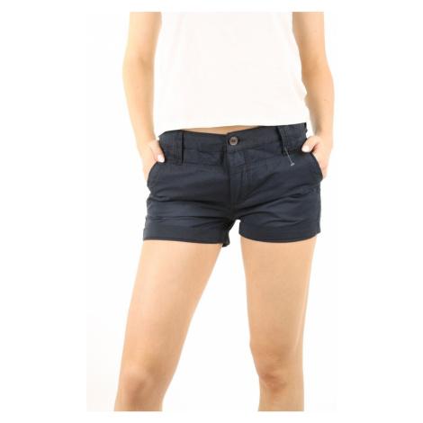 Pepe Jeans dámské tmavě modré šortky Balboa