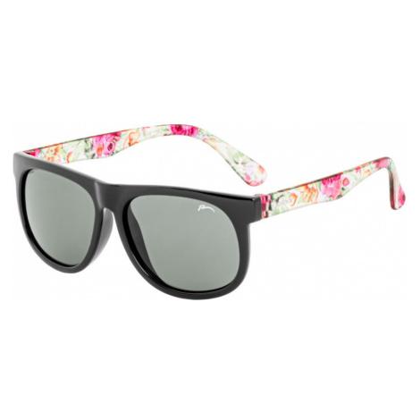 RELAX Lively Dětské sluneční brýle R3084L tmavá šedá 12(31)