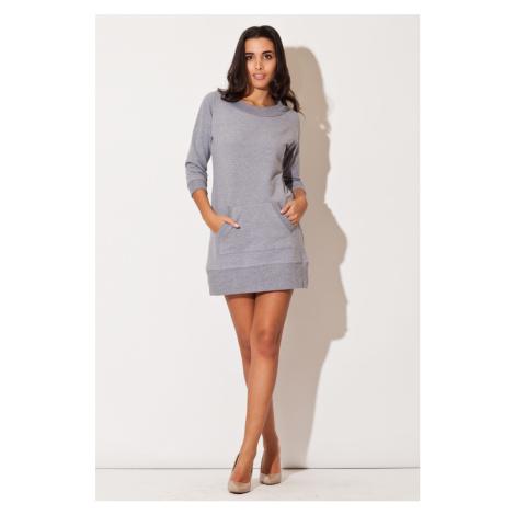 Dámské šaty K144 - Katrus