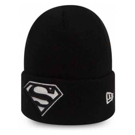 New Era JR SUPERMAN černá - Dětský kulich