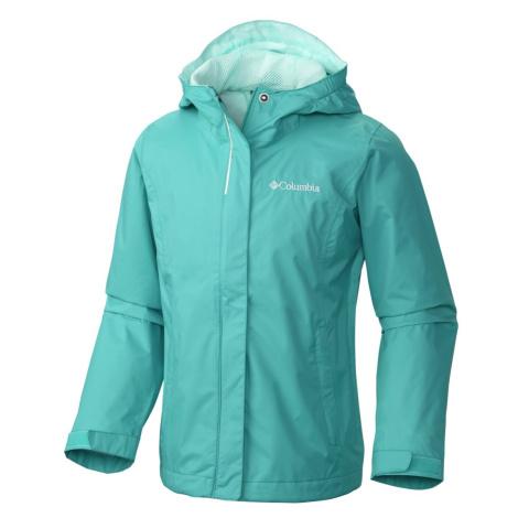 Bunda Columbia Arcadia™ Jacket J - světle modrá X