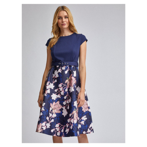 Dorothy Perkins modré šaty