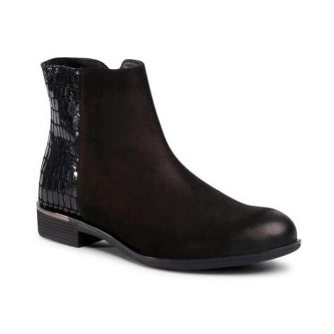 Kotníkové boty Lasocki RST-MESA-28 Přírodní kůže (useň) - Nubuk