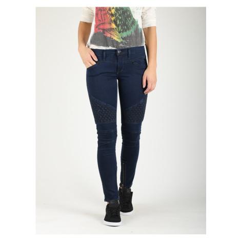 Džíny Replay WX626 Trousers Modrá
