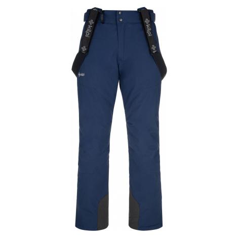 KILPI Pánské lyžařské kalhoty MIMAS-M NM0029KIDBL Tmavě modrá