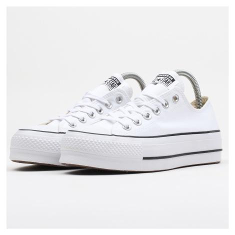 Converse Chuck Taylor All Star Lift OX white / black / white eur 37