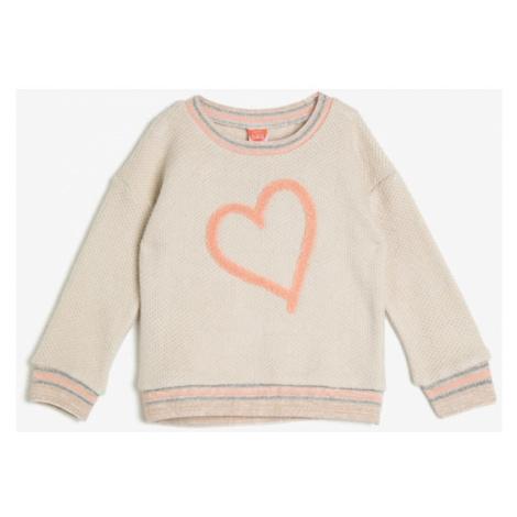 Koton Embroidered Sweatshirt