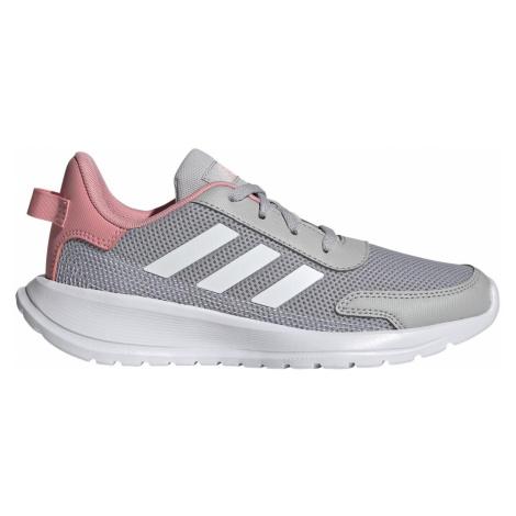 Dětské boty adidas Tensaur Run K Šedá / Růžová