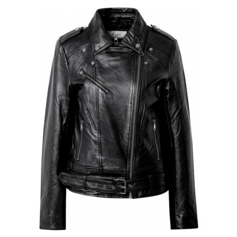 VILA Přechodná bunda černá