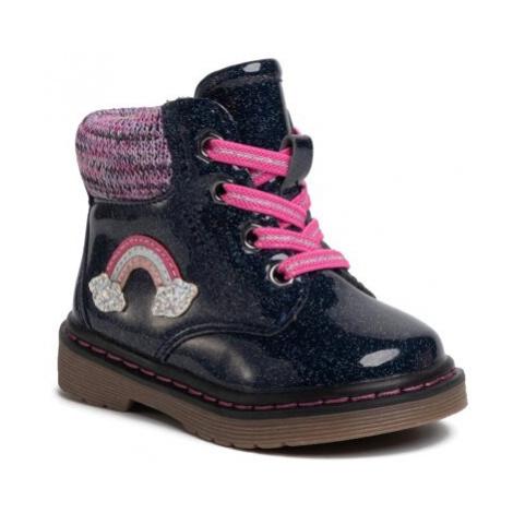 Šněrovací obuv Nelli Blu CMYF001-13 Ekologická kůže /-Ekologická kůže