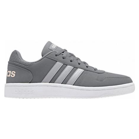 adidas HOOPS 2.0 šedá - Dámské volnočasové boty