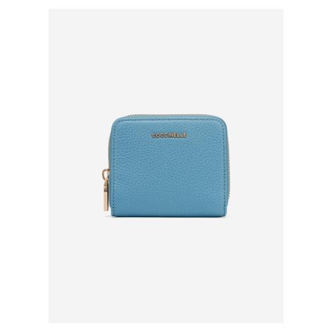 Peněženka Coccinelle Modrá
