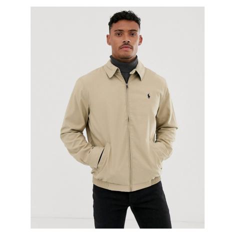 Polo Ralph Lauren harrington jacket in beige-Neutral