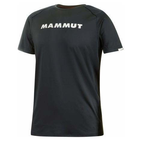 MAMMUT Splide Logo T-Shirt Men, Black